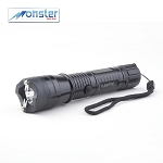 Monster FlashFire Dual-Spark Stun Gun Flashlight, 16 Million Volts, Rechargeable