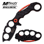 MTech USA Spring Assisted Knife 5.5