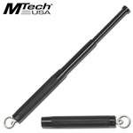 Mtech 12 Inch Expandable Keychain Steel Self Defense Baton