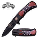 Master USA Born Rebel Pocket Knife