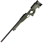 AGM 515 FPS! L96 AWP Airsoft Sniper Rifle Bolt Action Metal Gun