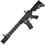 Lancer Tactical Gen 2 Interceptor SPR Automatic M4 Carbine AEG Airsoft Rifle