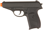 ZM02 Spring Pistol Metal Body and Slide Sub-Compact Pocket HandGun 220 FPS