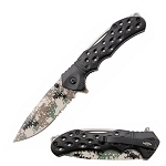Military Pocket Knife - Respect For Our Troops