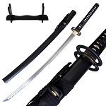 Functional Samurai Katana Razor Sharp With Free Stand and Sword Bag