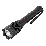 Special Force Tactical Metal Stun Gun Rechargeable LED Flashlight