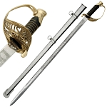 Staff Officer's Civil War Sword