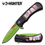 Zombie Knives: The Undead Have No Chance Against You