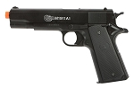 Colt M1911 A1 Spring Powered Metal Slide Airsoft Pistol