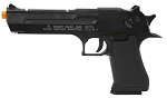 Desert Eagle .50 AE Semi / Fully Auto CO2 Blowback Airsoft Pistol
