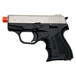 Zoraki M2906 Satin Finish 9mm Front Firing Blank Gun Semi Automatic Pistol