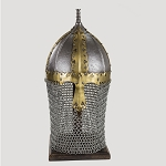 Medieval Russian Helmet - From St. Petersburg With Love