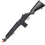 M14 Socom Airsoft Gun Spring Powered Sniper Rifle with Rail System
