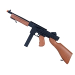 Airsoft Thompson Rifle - Replica of M1A1 Military Rifle