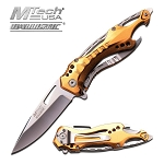 Solid Gold Pocket Knife: When Choosing Your Pocket Knife, You Must Go For The Gold