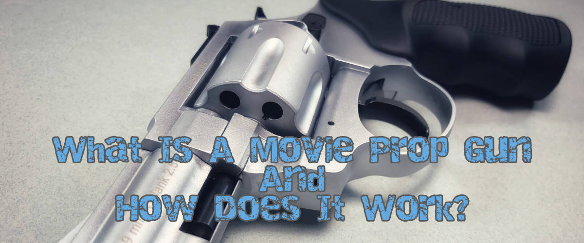movie prop gun