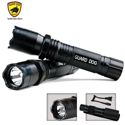 Diablo 160 Lumen Tactical Flashlight + 4.5 Million Volt Stun Gun