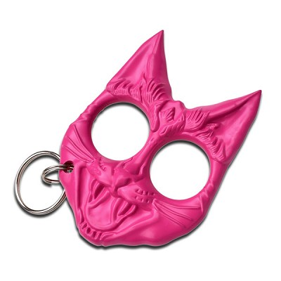 Cat Self Defense Keychain A Perfect Self Defense Weapon