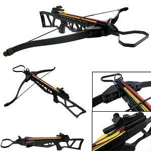 "MTech USA Composite Crossbow 31"" Over all 130 Lbs. Draw Weight"