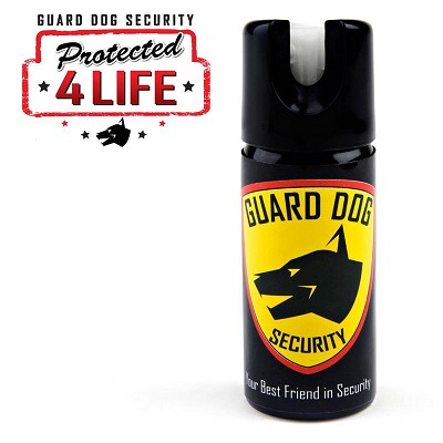 Self Defense 2 oz OC 18% Glow In The Dark Twist-Top Pepper Spray