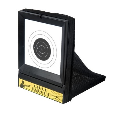 Airsoft Shooting Target With Mesh Net
