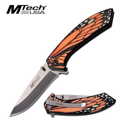 Monarch Pocket Knife - Flaunt Your Royal Status