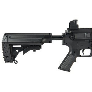 "P2202 CQB 3.5"" Quad RIS M4 Spring Airsoft Rifle 172 FPS With .20g BBs"