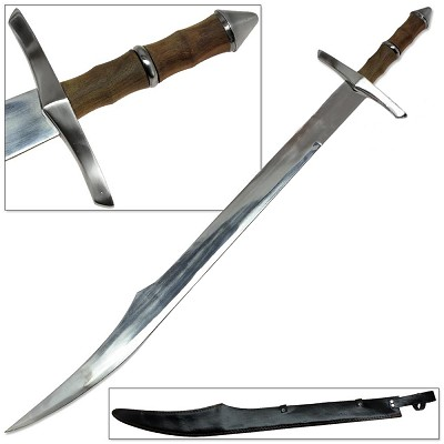 Assassins Scimitar Ottoman Empire Arabic Sword