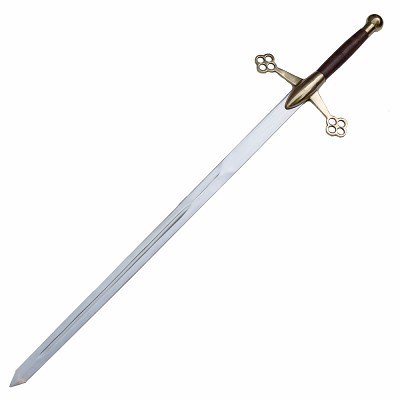 Medieval Scottish Claymore Highland High Carbon Handmade Sword