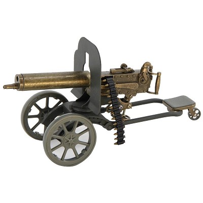 WI Machine Guns - A Replica Gun That Depicts History
