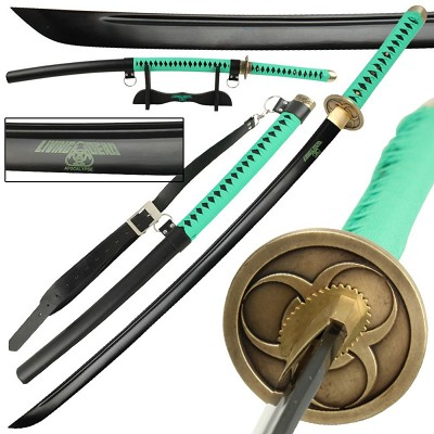 Apocalypse High Carbon Steel Full Tang Katana Sword