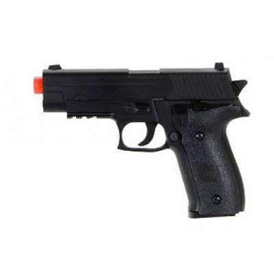 ZM23 226 FBI Full Metal Spring Pistol Airsoft HandGun 235 FPS